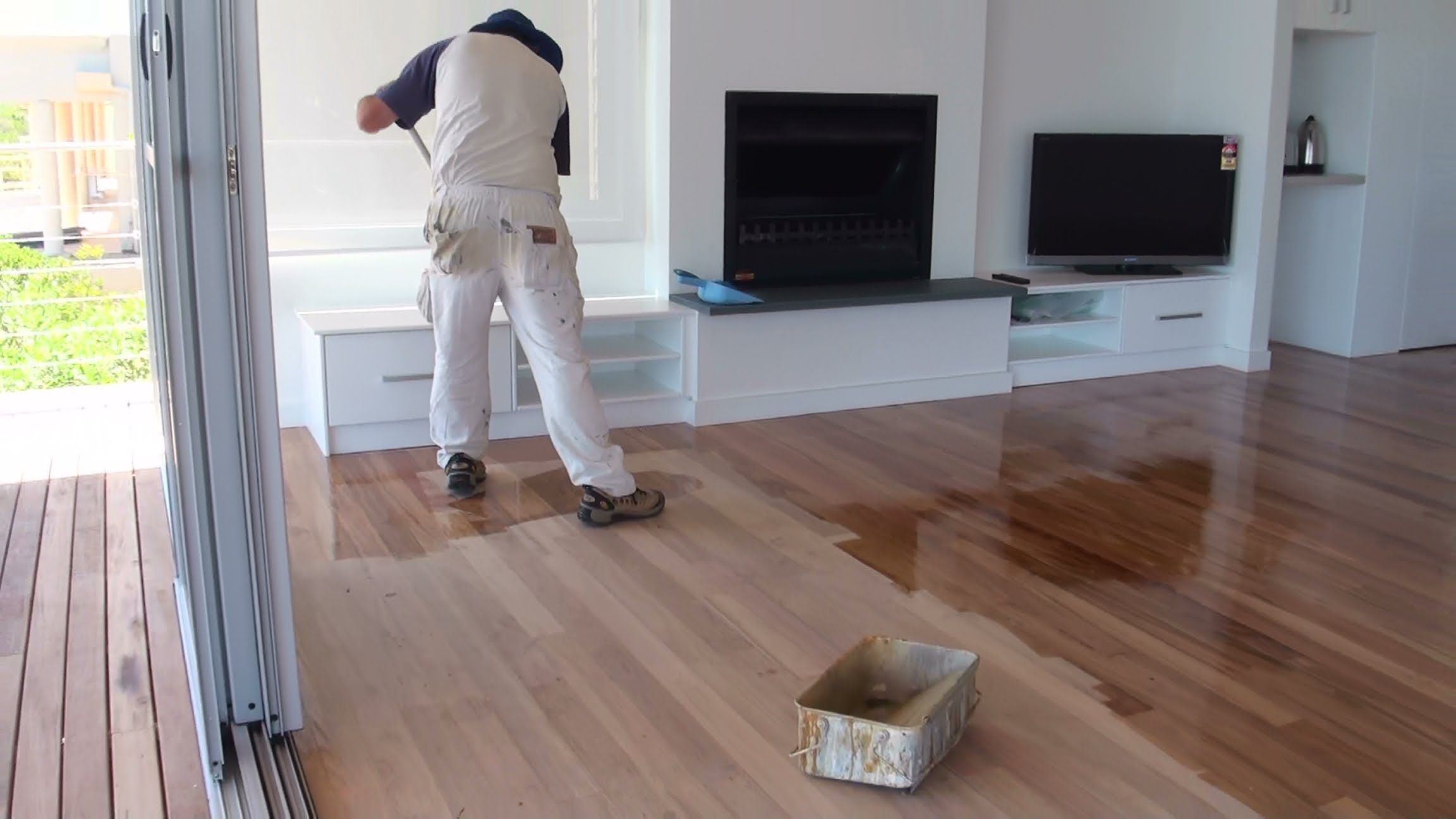 How to Paint Your Hardwood Floors  Houzz