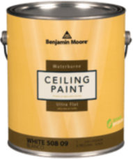 Benjamin Moore Waterborne Celling Paint.508 краска для потолка 3.79л