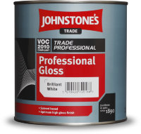 Johnstones Professional Gloss (белая) 5 л